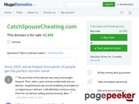 Catch a Cheating Spouse – Catch a Cheating Husband – Catch a Cheating Wife