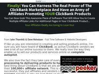 ClickBank Affiliate Master