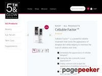Cellulite Factor: Free presentation reveals an unusual secret to reducing the apearence of cellulite