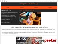 Best Hot Dog Chicago, 2014, Downtown Hot Dog, Chicago Hot Dog, Streeterville Hot Dog, Chicago Restaurant, Skinless Hot Dog, Vienna Hot Dogs