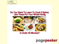 Chinese Recipes & Chinese Food Cookbook