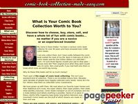 Comic Book Collection - The Ebook!