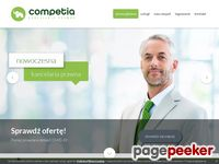 Zrzut ekranu http://www.competia.pl