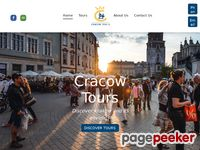 Trasy i zwiedzanie Krakowa