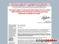 Cure Yeast Infection Fast – Cure Yeast Infection Permanently And Naturally