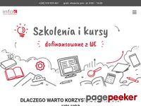 Szkolenia Wdrożenia Konsulting - CZJ Infox Kraków