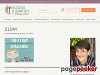 The 21-Day Gluten-Free, Dairy-Free, Sugar-Free (GDS-Free) Challenge
