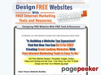 Free Christine Clayfield Website Resources – Design Free Websites With   Free Tools