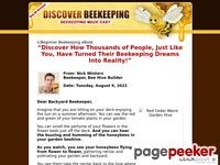Discover Beekeeping - Beekeeping Made Easy! A Beginner Beekeeping Guide.
