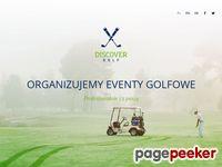Zrzut ekranu http://www.discovergolf.pl