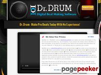 Dr. Drum – Digital Beat Making Software