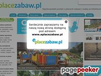 Place zabaw producent