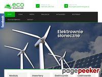 Elektrownie wiatrowe