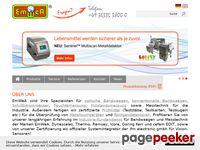 Bandwaage | Metallsuchgerät | Optische Bandwaage | Industrie | EmWeA