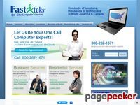 Computer Repair Service, PC Help and Mac Support, Business IT Services | Fast-teks