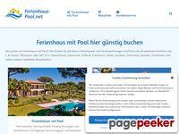 Ferienhäuser-Pool