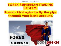 FOREX SUPERMAN TRADING SYSTEM