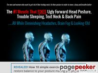 Forward Head Posture FIX – Get Rid From Texting Neck & Back Pain