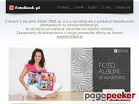 Fotoksiążka - FotoBook.pl