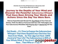 Powerful Subconscious Whispers – Dr. Steve G. Jones, Ed.D.