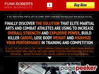 Funk Flex MMA Workouts - Train hard, fight easy!!!!