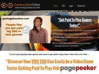 Video Game Tester – How to Get Paid to Play Games!
