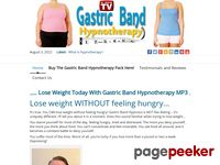 Gastric Band Hypnotherapy - Virtual Lap Band Hypnosis MP3s