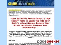 Brainwave Entrainment, Meditation, IQ Increase, Mind Power, Genius Brain Power