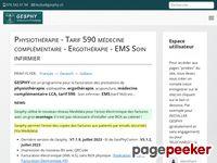 Gesphy - Gestion pour la physiothérapie - A visiter!