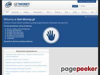 Get-Money.pl - szybkie pożyczki online