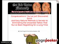 Get Rid of Tattoo Naturally - How to Remove Unwanted  Tattoo Using Natural Products