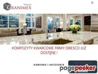 GRANIMEX blaty kuchenne