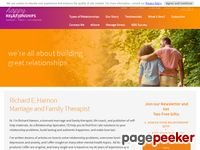 Marriage and Family Therapist in Lexington Kentucky –  Richard E. Hamon