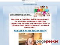 Certified Self Esteem Coach – High Self Esteem kids
