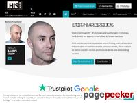 Scalp Micropigmentation for Baldness, Thinning Hair, Alopecia & Hair Transplant Scar