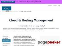 Usługi hostingowe