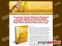 Hot Legs Workout - A Strength Training Program for Females for Shaping a Tight and Trim Lower Body