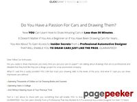 How To Draw A Car Fast & Easy