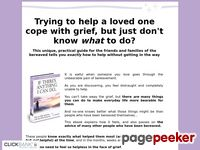 How To Help With Grief - If There's Anything I Can Do-How to help the bereaved