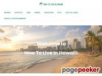 Moving To Hawaii  » Book
