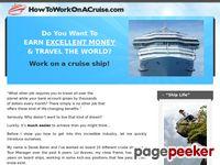 Home - HowToWorkOnACruise.com :: HowToWorkOnACruise.com