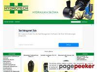 Hydrotech hydraulika siłowa online