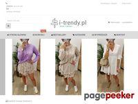 Moda trendy