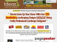 Get 7250 Landscaping Ideas & Landscape Designs