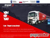 Transport międzynarodowy i spedycja zagraniczna