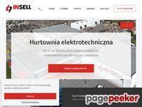 Zrzut ekranu http://www.ins-el.com.pl