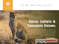 Kenia Safari - Tansania Safaris - Reisen Ostafrika
