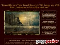 Incredible New Time Travel Discovery – Pirates of Time