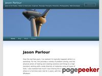 Jason Parlour | Jason of All Trades : Freelance Presenter, Photographer, Web Developer, Massage Therapist, …