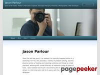 Jason Parlour | Jason of All Trades : Presenter, Writer, Photographer, Massage Therapist, Web Developer, …